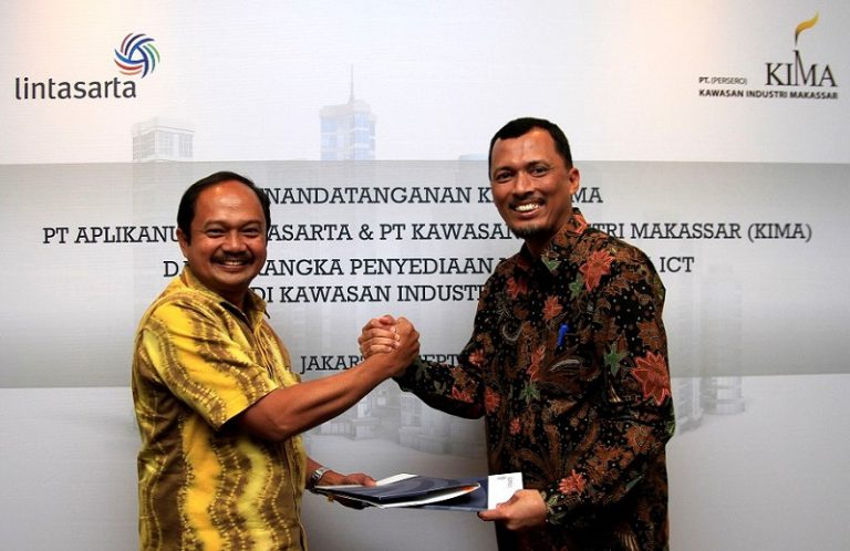 Jalin Kerjasama, Lintasarta Topang Layanan ICT untuk KIMA
