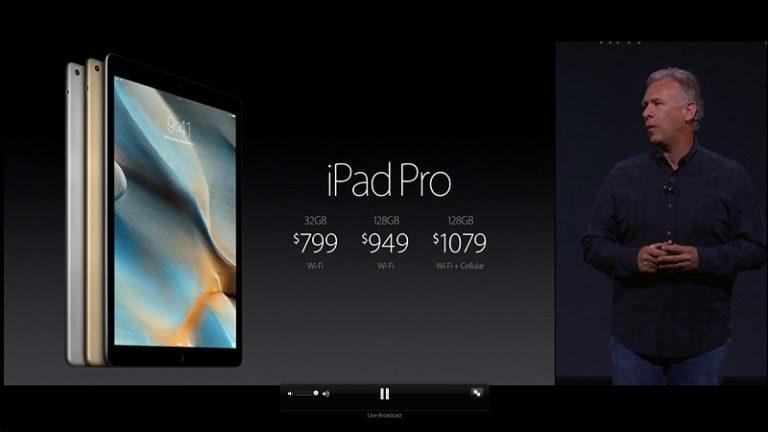 Tersedia November 2015, iPad Pro Paling Murah US$799