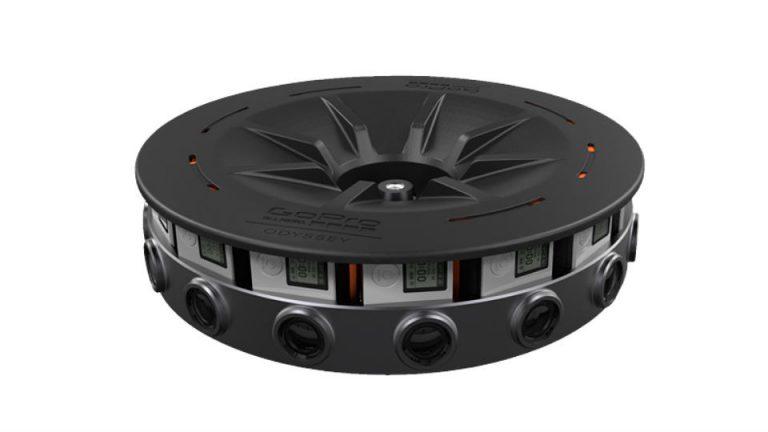 GoPro Perkenalkan Kamera Virtual Reality Seharga Rp 215 Jutaan