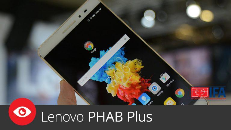 PHAB, Inovasi Tablet dan Smartphone dari Lenovo