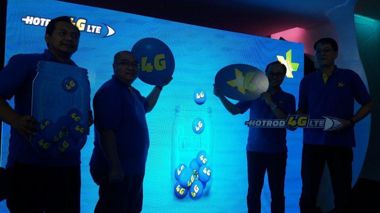 Lengkapi Ekosistem, XL Hadirkan Paket TANK 4G