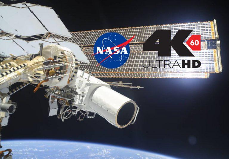 Manjakan Mata, NASA Buka Saluran TV 4K Bertema Luar Angkasa