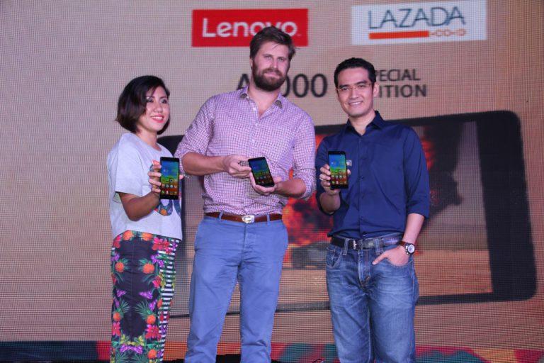 Lenovo A7000 Special Edition Resmi Meluncur di Indonesia