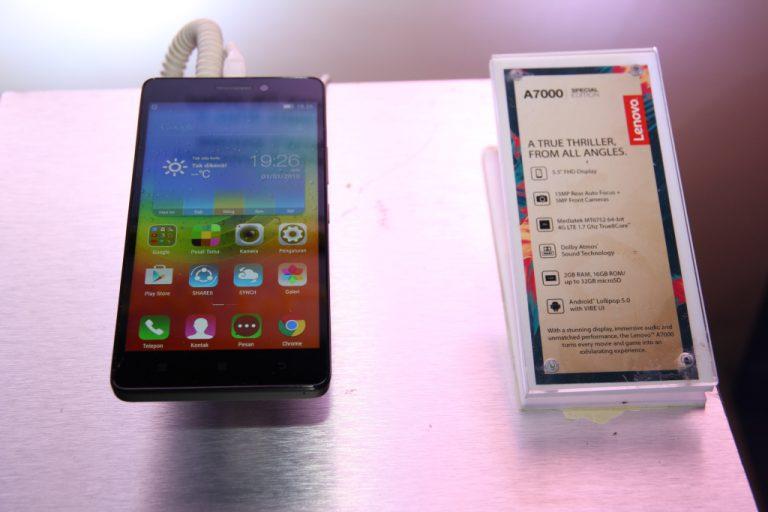 Inilah Alasan Lenovo Gunakan Nama A7000 Special Edition untuk Indonesia
