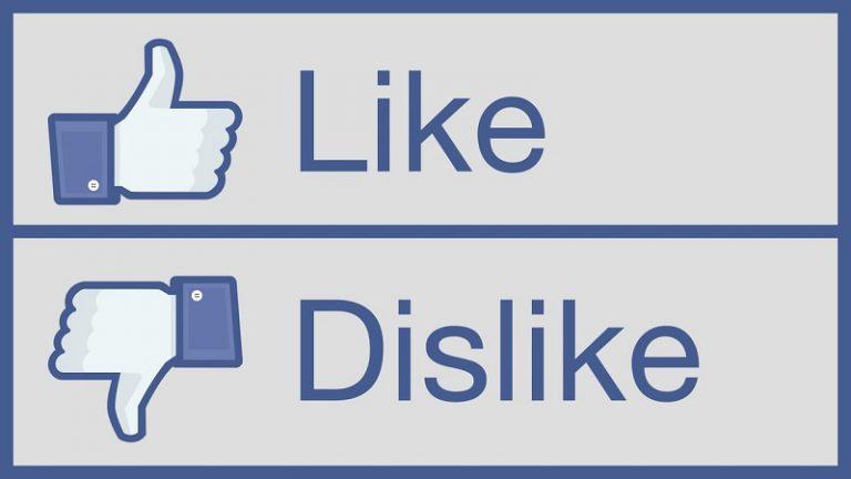 Zuckerberg: Tombol Dislike Segera Diuji Coba