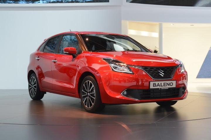 Suzuki Perkenalkan Baleno Baru dengan Tipe Hatchback