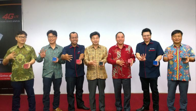 Andromax M2S: MiFi 4G Racikan Lokal Smartfren Bersama LG Innotek Indonesia