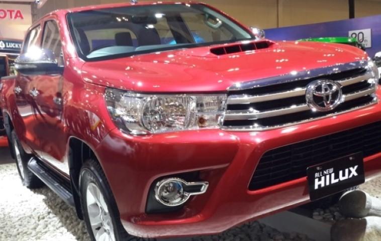 Toyota Berhasil Menjual 3000-an Toyota Hilux di Semester 1 Tahun Ini