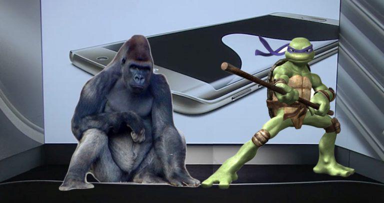 Turtle Glass: Kaca Tahan Banting Samsung Alternatif Gorilla Glass