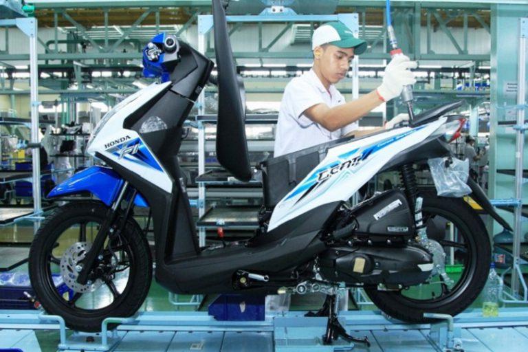 Dipilih Banyak Konsumen, All New Honda BeAT eSP Dongkrak Penjualan Sepeda Motor Honda