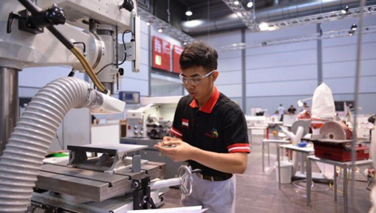 Toyota Indonesia Kembali Torehkan Keberhasilnya di Ajang 43rd WorldSkill Competition