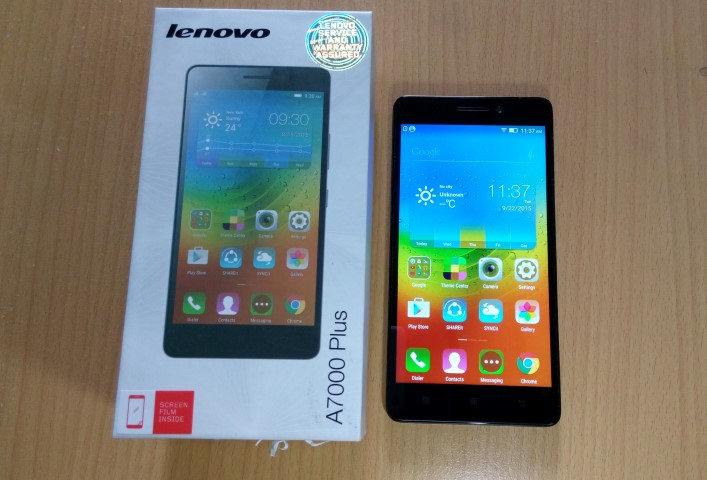 Review Lenovo A7000 Special Edition: Penerus A7000 yang Sudah Full HD
