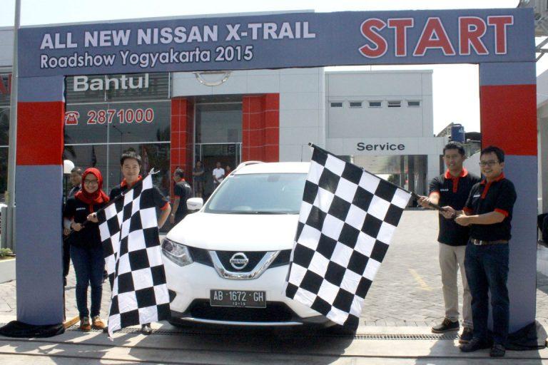 Nissan X-Trail Customer Gathering Telah Sampai Jogja dan Solo
