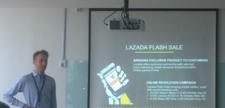 Setahun Lazada Flash Sale Digelar, Sukses Puaskan Para Mitranya