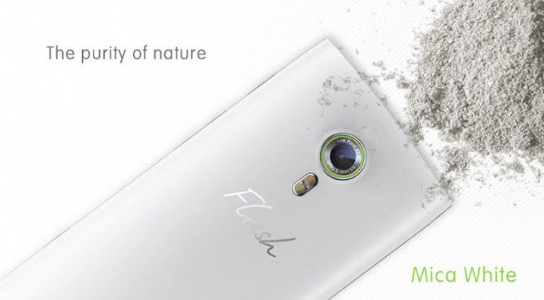 Tonjolkan Fitur Kamera, Alcatel Perkenalkan Onetouch Flash 2
