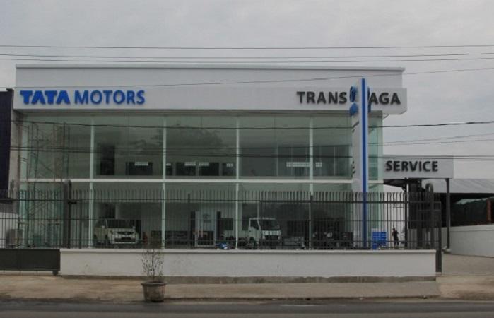 Ekspansi ke Medan, Tata Motor Bangun Showroom Baru