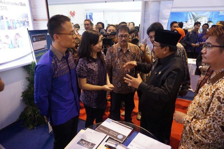 Tingkatkan Kompetensi Pelajar SMK di Jawa Timur, ZTE Beri Pelatihan Khusus
