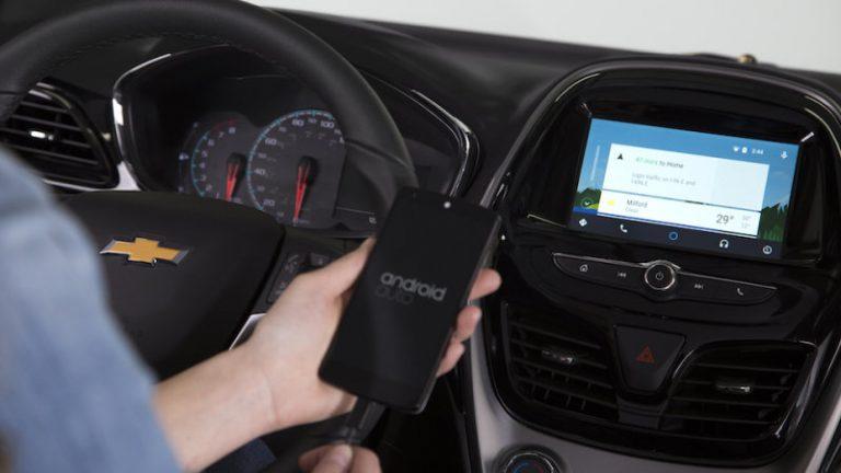 Maret 2016, Pengguna Chevy Bisa Nikmati Android Auto