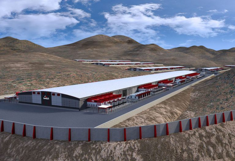 Nevada akan Miliki Fasilitas Data Center Terbesar di Dunia