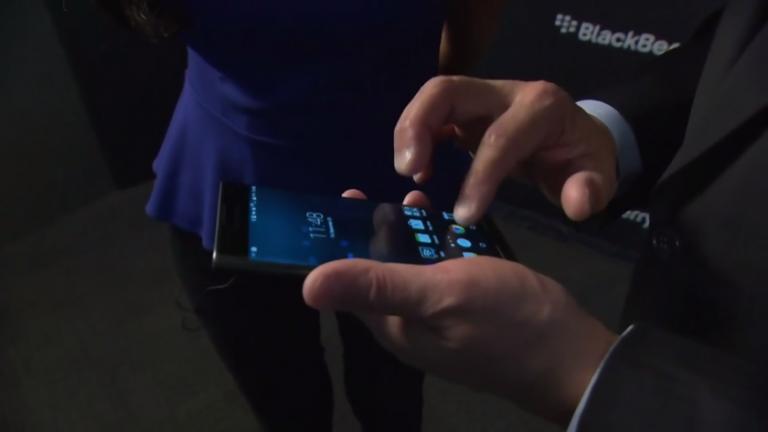 John Chen: BlackBerry PRIV, Smartphone BlackBerry Berbasiskan Android