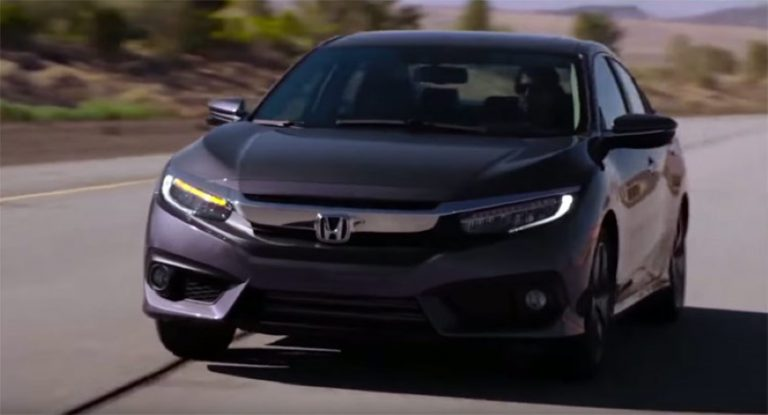 Awal 2017, Honda Akan Perkenalkan Civic Generasi 10 di Daratan Eropa