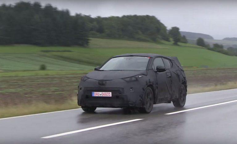 Semakin Dekat Produksi, Toyota C-HR Lakukan Pengujian di Jalan Raya