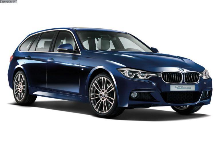 Rayakan Ultah 3-Series ke 40, BMW Keluarkan Model Terbatas