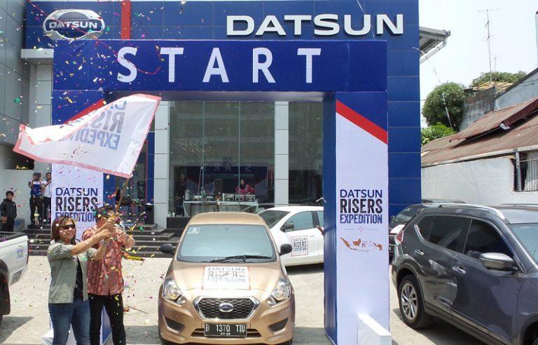 Uji Ketangguhan Datsun GO+ Panca di Sulawesi Masuk Etape Terakhir