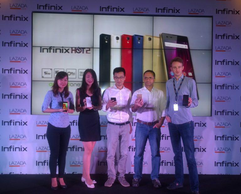 Infinix Hot 2: Spesifikasi Meningkat, Android One Terbaru Ini Masih Tetap Terjangkau!
