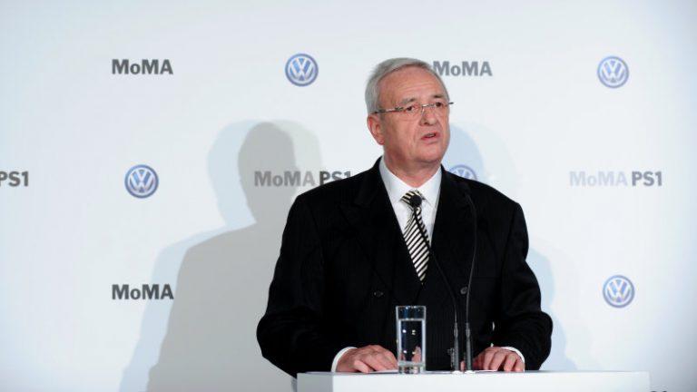 Mantan CEO VW Terancam Hukuman Penjara 10 Tahun
