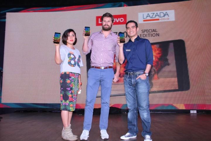 Hasil Flash Sale Lenovo A7000 Special Edition Bertambah 2.000 Unit Lagi