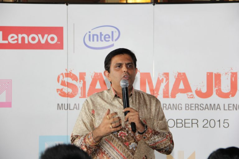 Lenovo 'Siap Maju': Siap Bantu Cita-Cita Para Millenial di Indonesia