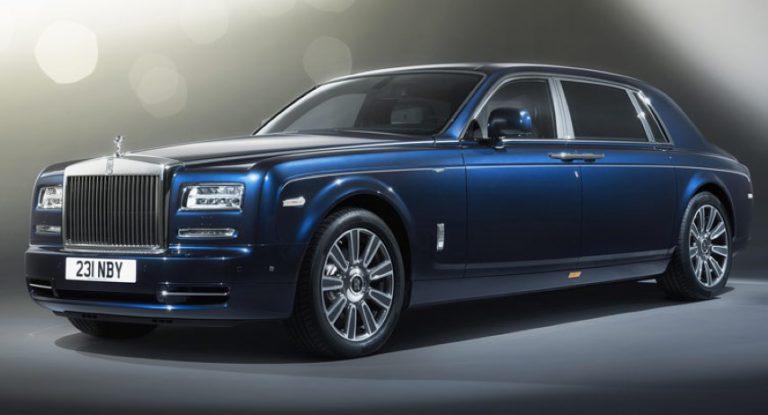 Generasi Kedua Rolls-Royce Phantom Akan Hadir di Tahun 2016