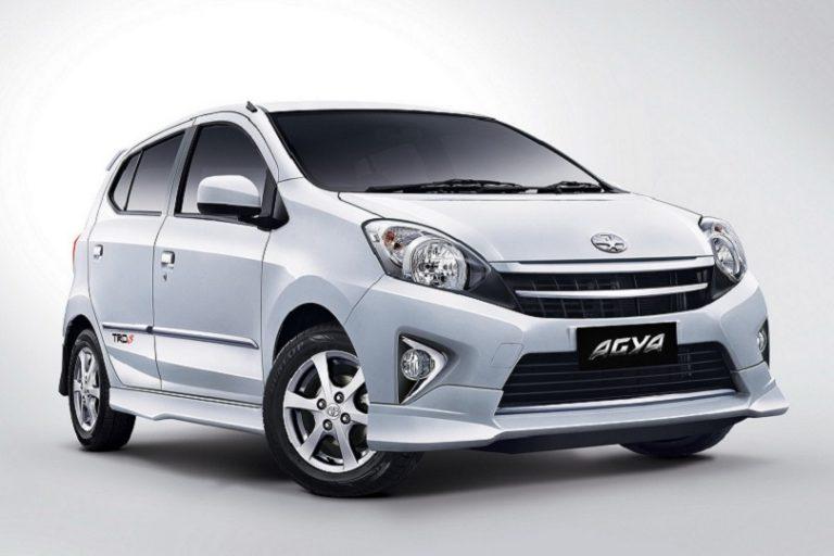 Unsur Keselamatan Paling Penting, Toyota Agya Lulus Uji Tabrak dengan 4 Bintang
