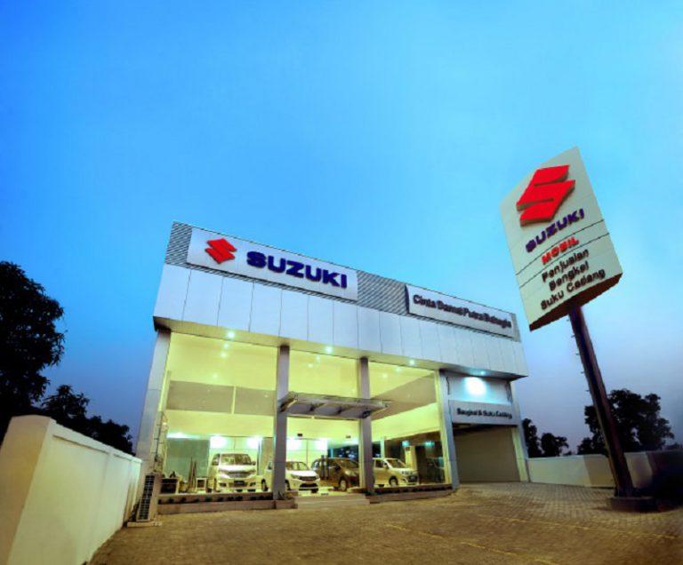 Outlet Terbaru Suzuki untuk Roda Empat Hadir di Indramayu