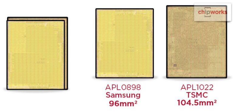 'CPU Identifier' Ungkap Distribusi Manufaktur Chip Apple A9 Buatan TSMC dan Samsung