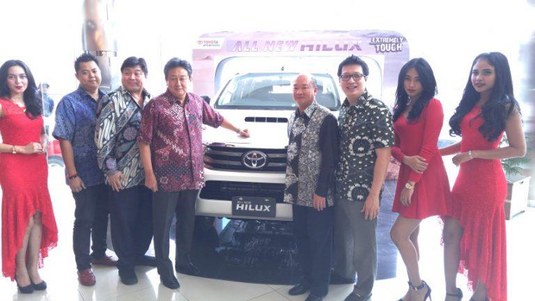 Toyota Hadirkan All New Hilux untuk Sumatra Utara