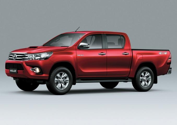 Selama 2015, Toyota Hilux Sudah Terjual Lebih dari 4.800 Unit