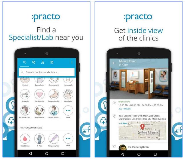 Dari Android dan iOS, Practo Sediakan 4.200 Dokter untuk Masyarakat Ibukota