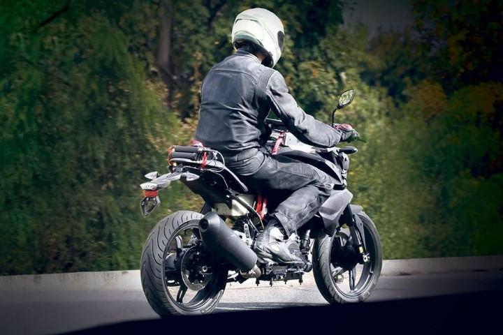 K03, Hasil Kerjasama TVS dengan BMW Motorrad Sudah Siap Diuji