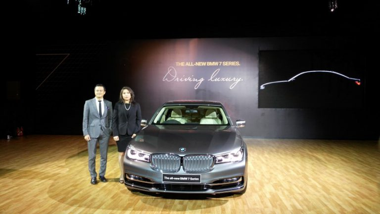 All New BMW Seri 7 Hadir di Indonesia