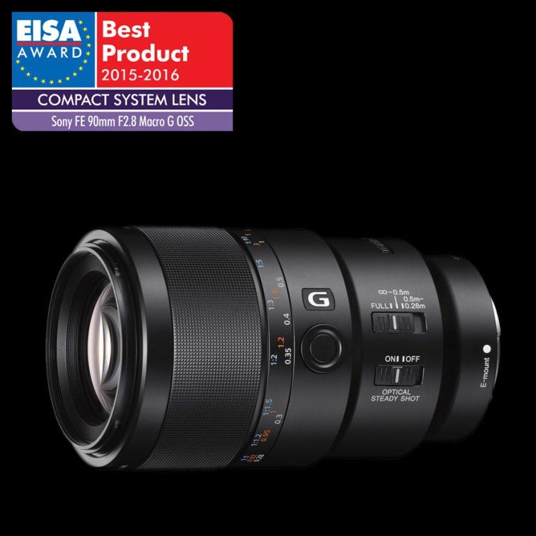 Enam Produk Sony Raih Penghargaan EISA 2015