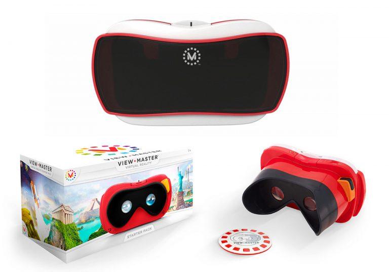 Mainan View-Master Terbaru Sudah Adopsi Teknologi VR