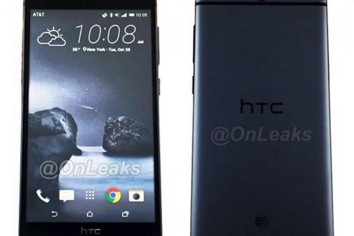 Inikah Tampilan HTC One A9?