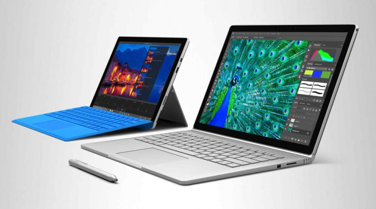 Surface Pro 4 vs Surface Book: Pilih Tablet Merangkap Notebook atau Notebook Merangkap Tablet?