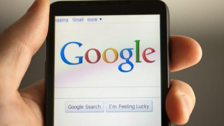 Pencarian di Google Didominasi Perangkat Mobile