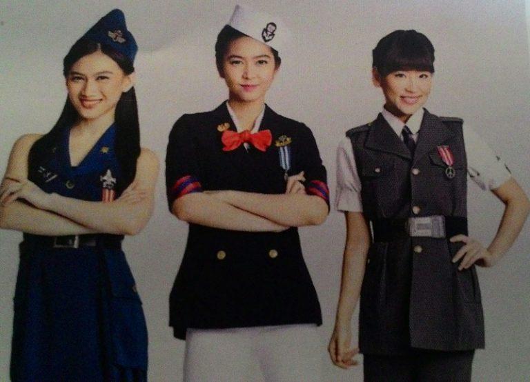 Tiga Dara Cantik Personil JKT48 Hadir di LINE Let's Get Rich