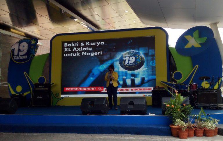 Ulang Tahun Ke-19, XL Terus Berkomitmen Bangun Indonesia Lewat Telekomunikasi