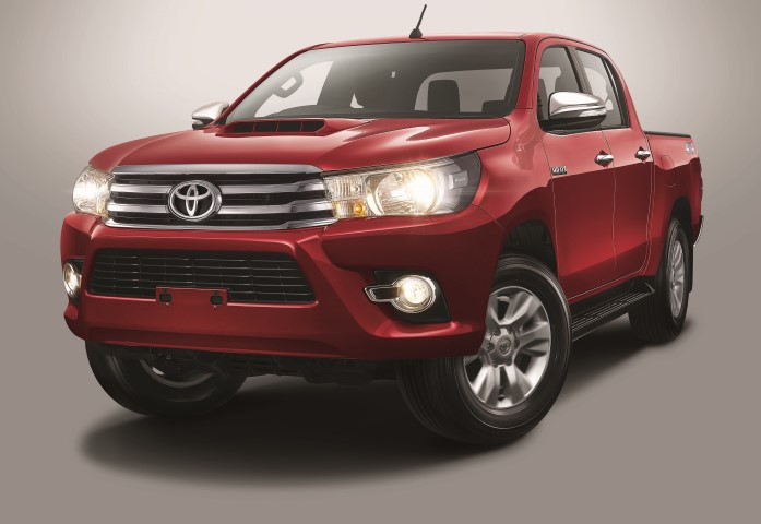 Lebih dari 235 Ribu Unit Toyota Terjual Pada Tahun 2015