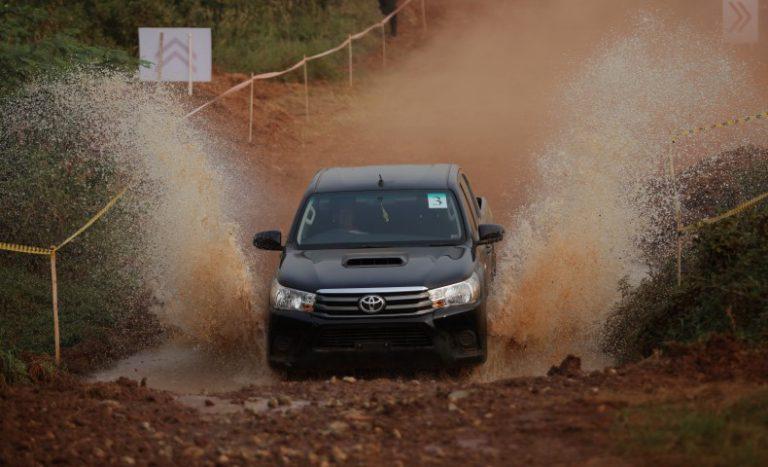 Kendaraan Komersial Toyota Cukup Diminati Konsumen Indonesia